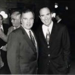 Former Chicago Mayor Richard M. Daley and David Kremin