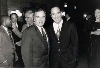 Mayor Richard M. Daley and David Kremin