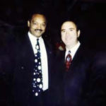 Rev. Jesse Jackson and David Kremin